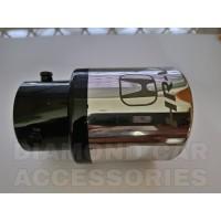 Buntut knalpot / Muffler knalpot mobil HRV