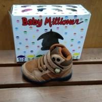 SEPATU BOOT Baby millioner BMLB 10 CKT 19 DAN 20 Rp 143,000
