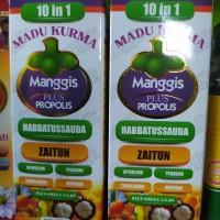 Madu Kurma Manggis 10 in 1 Plus Propolis