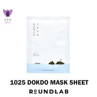 ROUND LAB - 1025 DOKDO MASK SHEET