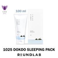 ROUND LAB 1025 DOKDO SLEEPING PACK_100ml