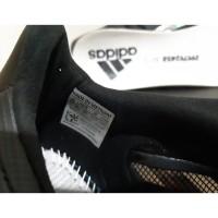 Sepatu Bola - Soccer Adidas F50 X 99.1 Black Stripes Chrome - FG