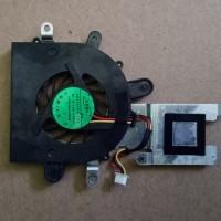 Cooling Fan Axio Axioo Pico PJM M1110 HSF Heatsink Kipas Bekas Ori