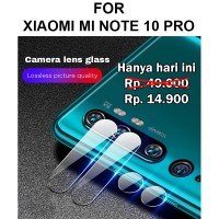 Camera tempered glass Xiaomi Mi Note 10 Pro anti gores kamera kaca