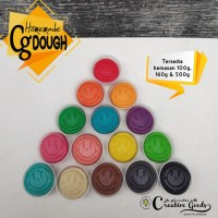 CG Dough warna Reguler 160g / homemade play dough / playdough