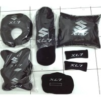 Paket Full Set 6 in 1 Bantal Mobil Suzuki XL7
