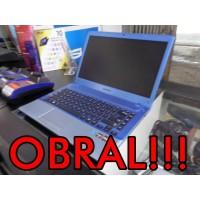 Laptop Samsung type NP355V4X AMD A6-4400