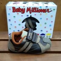 SEPATU Baby millioner BMER 346 OLIVE 24 , 26 , 27 Rp 143,000