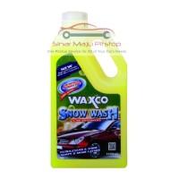 Waxco Snow Wash Extra Hi-Foaming Car Wash Shampoo - Sabun Cuci Mobil