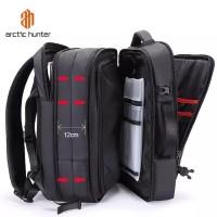 Tas Ransel Laptop Backpack Expandable Arctic Hunter B00350