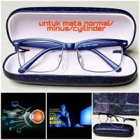 kacamata anti radiasi blue ray KOMPUTER/HP/LAPTOP/GAMERS