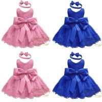 Baju Dress Pesta Anak Perempuan 3-5 tahun/Corry Dress Cantik