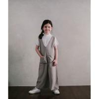 Piccola Liv Jumpsuit Gray