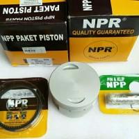 Piston Kit seher seker NPP yamaha scorpio z standart sampai over size