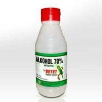 Alkohol 70% (persen) 100 ml Cap Betet