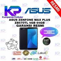 ASUS ZENFONE MAX PLUS M1 ZB570TL 4GB 64GB GARANSI RESMI