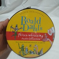 Puffin Audiobook Roald Dahl's Phizz Whizzing (isi 8cd)