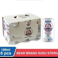 bear brand 6×180ml