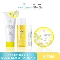 Evershine Paket Basic Acne Glow Tahap 1