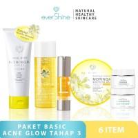 Evershine Paket Basic Acne Glow Tahap 3