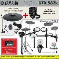 Drum Elektrik Yamaha DTX582K / DTX582 / DTX 582 / DTX 582k
