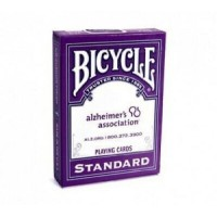 JUAL ALAT SULAP-BICYCLE ALZHEIMER ASSOCIATION CARDS BY USPCC
