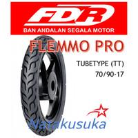 Ban Luar FDR Flemmo Pro Tubetype (TT) 70/90-17