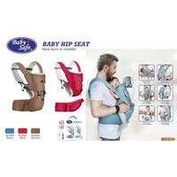 BABYSAFE Hip Seat Carrier Newborn to Toddler BC006 /BLUE /MOCHA/ RED