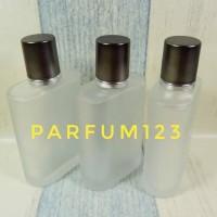 Botol spray kaca aqua acqua di gio 50ml - doff gepeng ..