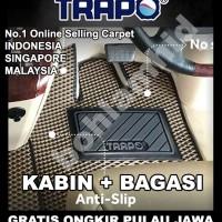 Karpet Mobil TRAPO Innova Reborn Venturer Captain Seat 3baris+bagasi