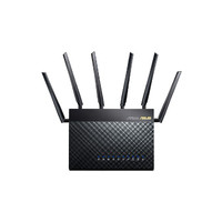 Asus Rt-ac3200 Tri-band Wireless-ac3200 Gigabit Router Garansi 3tahun