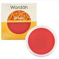 Wardah Lip Balm 6.5gr ORANGE