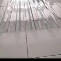 Atap gelombang lunalite / penerangan spandek/ fiber glass