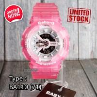 FREE ONGKIR !!! Baby-G Shock BA-110 Soft Pink Jam tangan wanita & anak