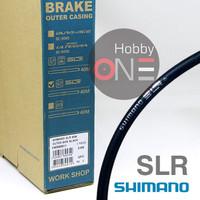 Shimano SLR Brake Outer Casing Black
