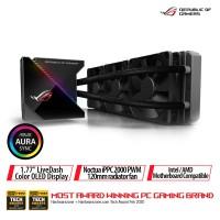 ASUS ROG Ryujin 360 AIO liquid CPU cooler with LiveDash OLED RGB