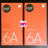 Xiaomi Redmi 6A (2/16) - GARANSI TAM