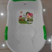 bak mandi bayi baby bath tub shalom