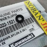 Ring Kecil Washer Baut Fairing Winsil Ninja RR 150 Ori.Kawasaki