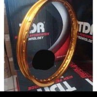 Velg TDR W Shape 160 ring 17 gold