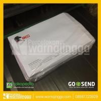 Cetak Amplop Folio Putih - Cetak 2 Warna - Ukuran 24x35cm