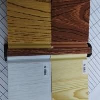 pembatas ruangan pvc / pintu folding door plastik Partisi Ruangan