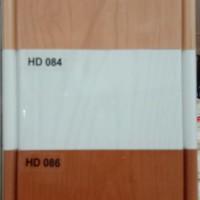 pembatas ruangan pvc / pintu folding door plastik Pintu Lipat