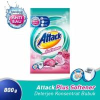 Attack Plus Softener 800gr