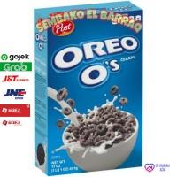 Post Oreo Cereal / Sereal Oreo Import 17 Oz 481g