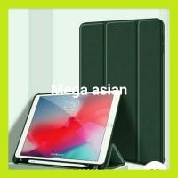 Smart case TPU iPad pro 11 2018 auto lock + slot pen