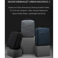 Xiaomi Minimalist Urban Backpack 2 - New Version 2020