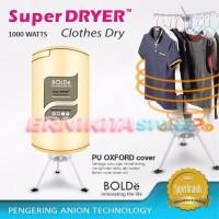 BOLDE SUPER DRYER - Alat Pengering Baju - Jemuran Baju Listrik