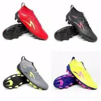 Sepatu bola murah specs accelerator infinity black dark granite ori -