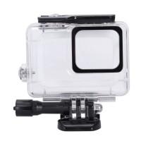 Housing Kamera GoPro Hero 7 Warna Putih Silver Anti Air trynemgo